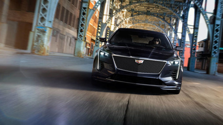 The 550-HP Cadillac CT6-V Is Coming