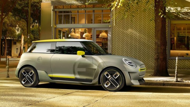 The First Electric Mini Will Aim To Perform Like A Cooper S: Report