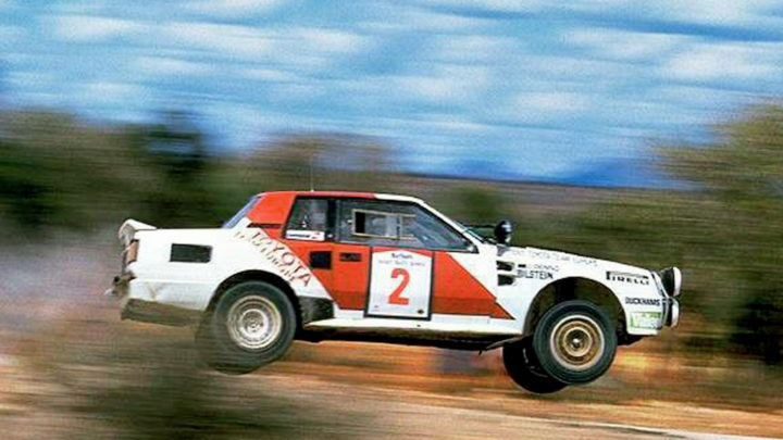 Too Tough To Lose: The Group B Toyota Celica